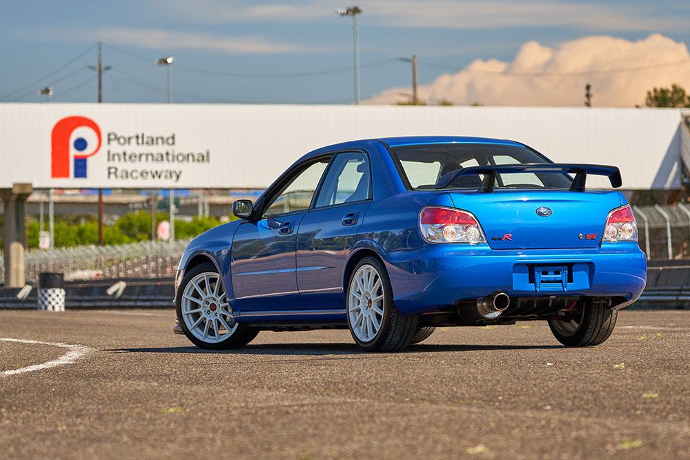 Performance :: 2006 Impreza WRX STI Spec C Type RA-R