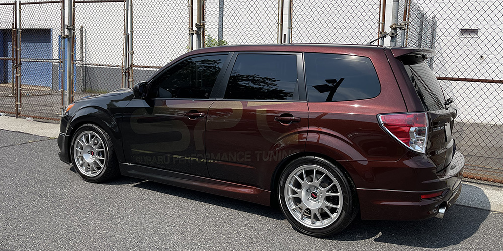 Performance :: 2009 Forester XTI