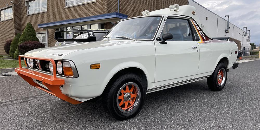 Subaru Wilderness :: 1978 Brat GL