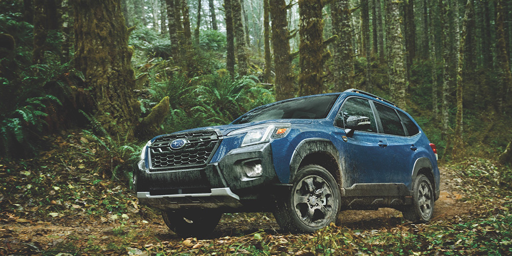 Subaru Wilderness :: The All-New 2022 Forester Wilderness Edition