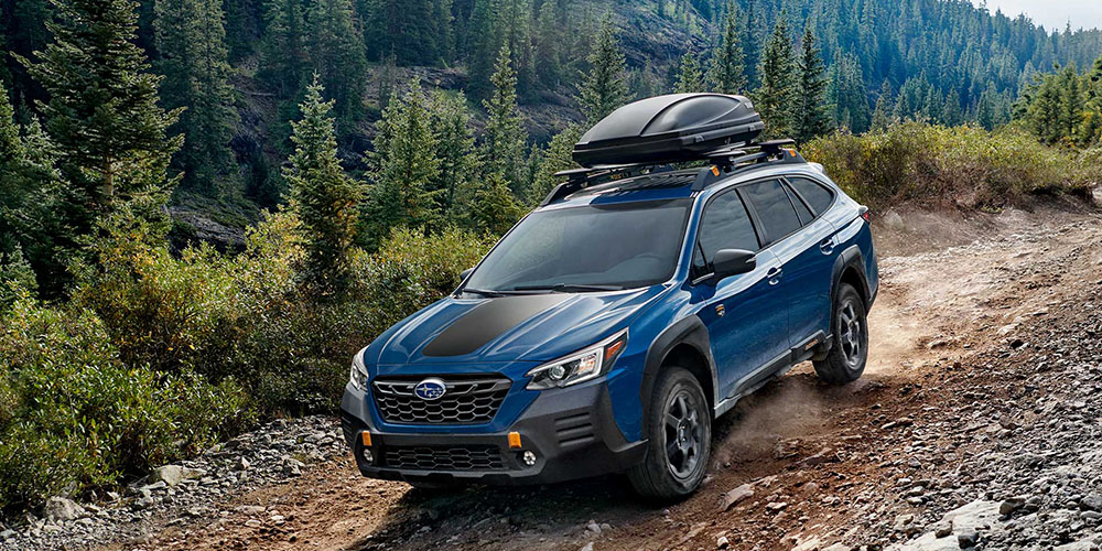 Subaru Wilderness :: 2022 Outback Wilderness Edition